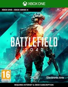 [Précommande] Battlefield 2042 sur Xbox One / Serie X