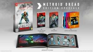 [Précommande] Metroid Dread Edition Spéciale sur Switch