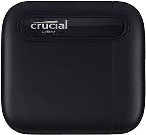 SSD externe Crucial X6 Portable CT2000X6SSD9 - 2 To