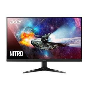 "Écran PC 24"" Acer Nitro QG241YPBMIIPX - Full HD, Freesync, Dalle VA 165 Hz"