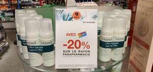 [Fidélité] 20% crédités sur le rayon Parapharmacie - Châtelet-les-Halles (75)