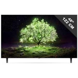 """TV 48"""" LG OLED48A1 - 4K UHD, OLED, Smart TV (mda-electromenager.com)"""