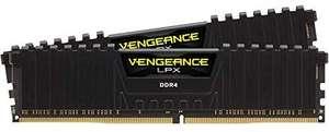 Kit mémoire RAM Corsair Vengeance LPX - 16 Go (2 x 8 Go) DDR4, 3000 Mhz, CL16