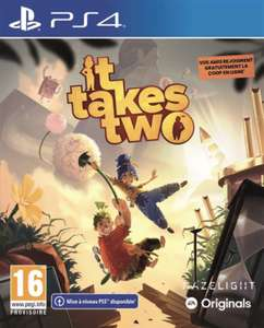 It Takes Two sur PS4 & PS5