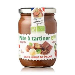 Pâte à tartiner Chocolat Noisette Bio Lucien Georgelin - 280g