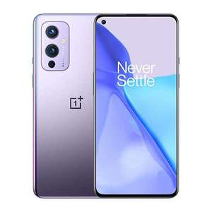 """Smartphone 6.55"""" OnePlus 9 5G - FHD+ 120 Hz, Snapdragon 888, RAM 8 Go, 128 Go, Version Chinoise (469€ avec le code FROCT30)"""