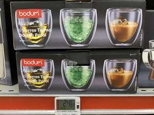 Lot de 6 verres double-paroi Bodum Pavina 8 cL - Saint-Clément-de-Rivière (34)