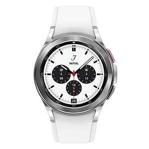 Montre connectée Samsung Galaxy Watch 4 Classic - 46mm, Bluetotoh, Argent