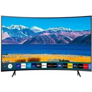 "TV incurvée 65"" Samsung UE65TU8372 - 4K UHD, HDR 10+, Smart TV"