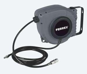 Sélection d'accessoires pour compresseur - Ex : Enrouleur automatique mural Ferrex (10m )