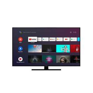 """TV 65"""" Hitachi 65HAL7250 - 4K UHD, Smart TV, Dolby Vision, Android TV (Frontaliers Suisse)"""
