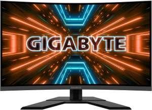 """Écran PC incurvé 31.5"""" Gigabyte G32QCA - WQHD (2560 x 1440), Dalle VA, 165 Hz, 1 ms, 350cd/m²"""