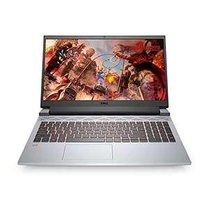 """PC Portable 15.6"""" Dell G15 Ryzen Edition 5515 - FHD, Ryzen 5 5600H, RTX 3050, 8 Go de RAM, 256 Go de SSD, Windows 10, QWERTZ"""