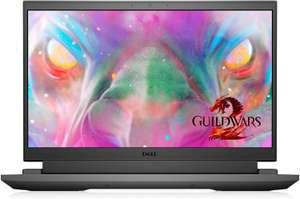 """PC Portable 15,6"""" Dell G15 - Full HD 120 Hz, Intel Core™ i7-10870H, RTX 3060, 16 Go de RAM, SSD 512 Go, Windows 10, QWERTZ"""