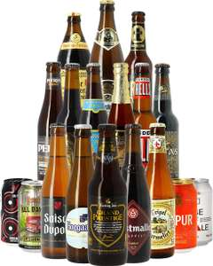 Assortiment de 18 styles de bière (vendeur tiers)