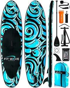 Planche paddle gonflable 305 cm + Kit d'accessoires (vendeurs tiers - via coupon)