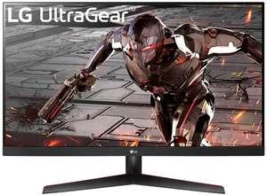 "Écran PC 32"" LG UltraGear 32GN600-B - QHD, 165 Hz, LED VA, 5 ms, FreeSync Premium, compatible G-Sync"