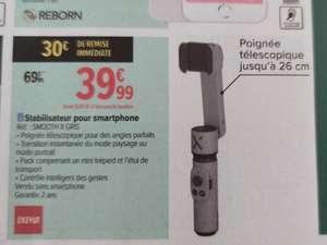 Stabilisateur 2 axes Zhiyun Smooth X pour Smartphone