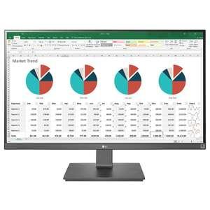 "Ecran PC 27"" LG UltraFine 27UK670-B - 4K UHD, 5ms, sRGB 99%, USB-C, FreeSync"