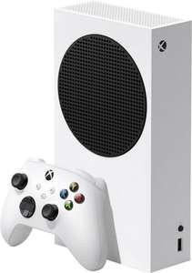 Console Microsoft Xbox Series S - 512 Go