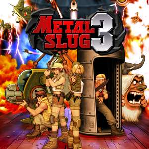 Sélection de jeux vidéo SNK sur PC en promotion (dématérialisés, DRM-Free) - Ex : Metal Slug 3
