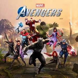 Marvel's Avengers sur Xbox One et Xbox Series X S
