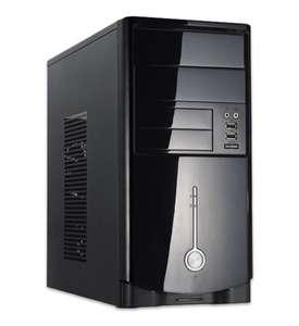 PC de Bureau Exone - Core i7-6700@3,4 GHz - 16 Go de RAM - 500 Go de SSD - Win.10 Home (Reconditionné)