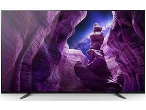 "TV OLED 55"" Sony KE-55A8 - 4K UHD, 100 Hz, HDR10, Dolby Vision"