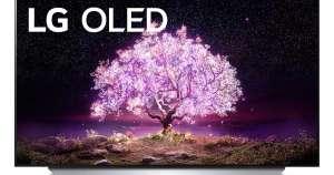 """TV OLED 65"""" LG OLED65C1 - 4K UHD, 100 Hz, HDR10 / HLG, Dolby Vision IQ, Smart TV"""
