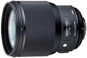 Objectif Sigma 85 mm F1.4 DG HSM Art - Monture Nikon