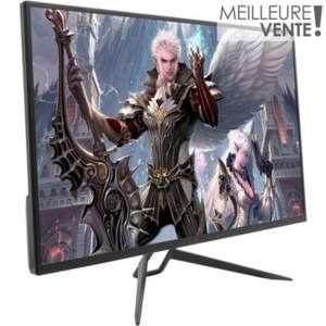"""Écran PC 32"""" Skillkorp SKP_E30-32 - full HD, LED VA, 144 Hz, 2 ms (+ 34.5€ en Rakuten Points) - Boulanger"""