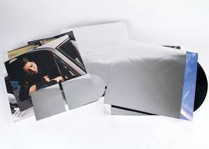 Coffret CD + Vinyle 45 Tours et DVD The XX I See You (Edition Collector)