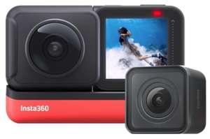 Caméra d'Action Insta360 One R Twin Edition - 360°, 4K (Entrepôt Allemagne)