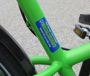 Atelier marquage, révision et réparation de vélo gratuit - L'Étang-la-Ville (78)