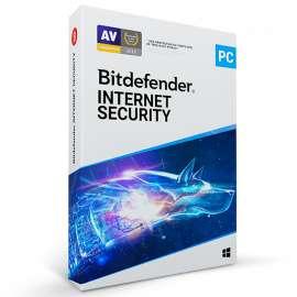 Licence de 36 Mois Bitdefender Internet Security 2021 - 3 Postes sur PC (Dématérialisé - Minutesoft.com)