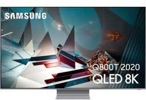 "TV 75"" Samsung QE75Q800T - 8K , QLED, Smart TV (frontaliers Suisse)"