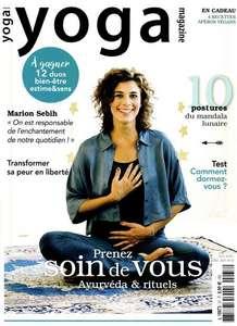 Abonnement de 12 mois à Yoga Magazine (4 numéros)