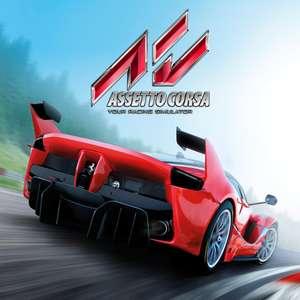 Assetto Corsa à 3.09€ Assetto Corsa Competizione à 12.38€ sur PC (Dématérialisés - Steam)