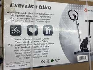 Vélo d'appartement Symex - Vaulx-en-Velin (69)