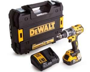 Perceuse/visseuse sans fil DeWalt DCD796P1(18V Brushless) + Batterie 5Ah + Chargeur + Mallette de transport
