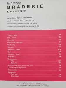 Sélection de produits en promotion - Longueau (80)