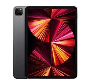 """10% de remise sur tout le site - Ex : Tablette 11"""" Apple iPad Pro (2021) - Wi-Fi, 128 Go, M1, Gris sidéral (Frontaliers Suisse)"""