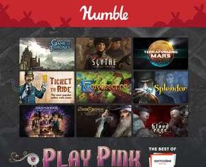 Humble Play Pink, The Best Of Asmodee Digital - 3 jeux + 2 DLCs dès 1€ sur PC (Dématérialisé - Steam)