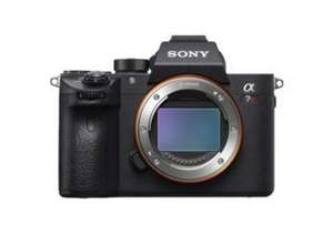Appareil photo hybride Sony A7R IIIa - Boitier Nu (+200€ en bon d'achats)