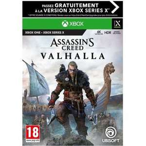 Assassin's Creed Valhalla - Edition Standard sur Xbox One & Series physique