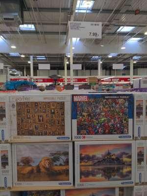[Carte Costco] Impossible Puzzle Marvel (1000 pièces) - Villebon (91)