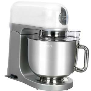 Robot Pâtissier Kenwood KMX750WH - 1000W, 5L, Blanc