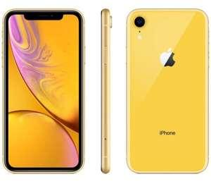 """Smartphone 6.1"""" Apple iPhone XR - 64 Go, Jaune"""