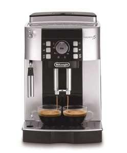 Machine à expresso avec broyeur Delonghi MagnificaS ECAM 21.112.S - 1450 W, noir/argent (+20€ offerts pour les adhérents)