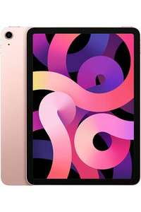 "Tablette 10.9"" Apple iPad Air (2020) - Wi-Fi, Rose, 64Go (+60€ en bon d'achats)"